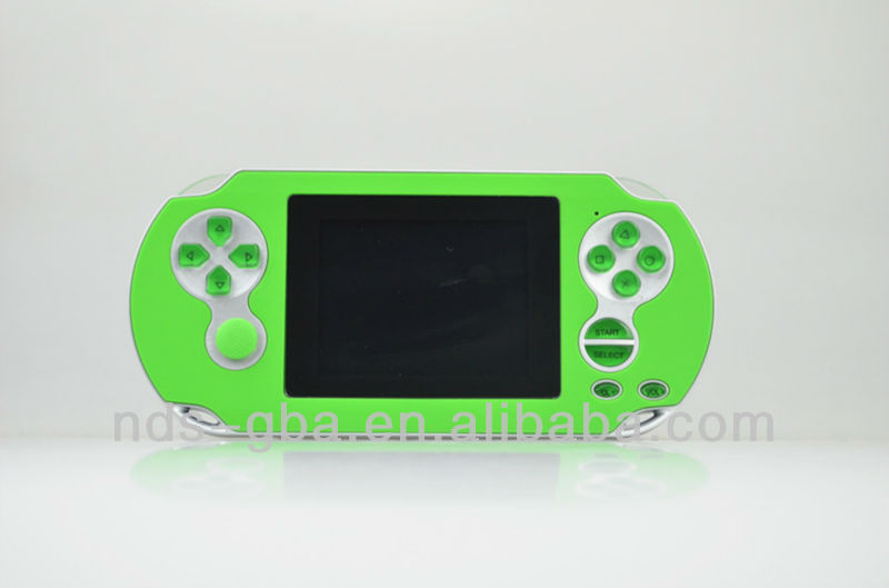 32 gb 32-bit hot video games console with mp5 music/movie/10000 games original pvr-802w PMP4