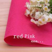 Ткань 20 colors for choose Felt fabric, polyester, DIY felt fabric, non-woven felt, textile 15*20CM 60 piece/lot