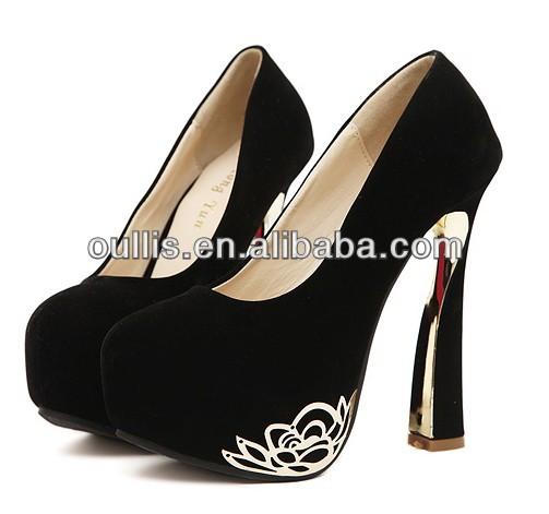 belle conception de chaussures femmes sexy de haut talon chaussures de soirée ladies phy2751