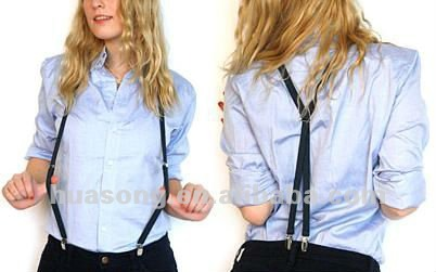 Fashion Suspenders for Girls and Women