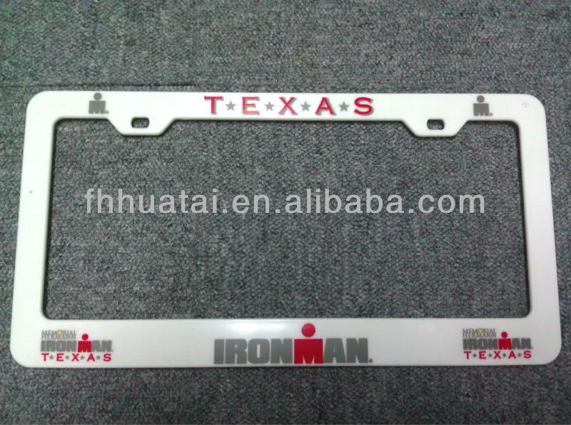USA car License Plate Frames