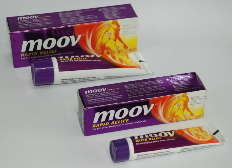25g & 50g MOOV rapid relief