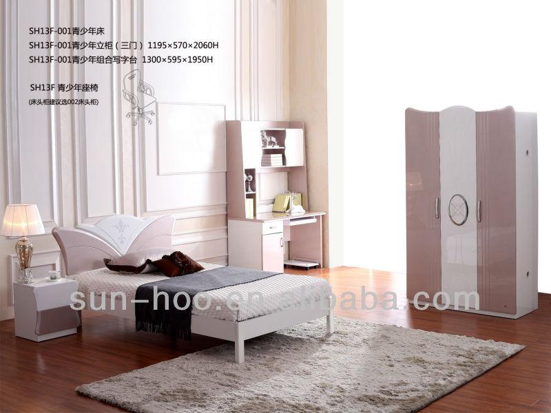 حار بيع أثاث غرفة نوم المراهقين 2013 مع