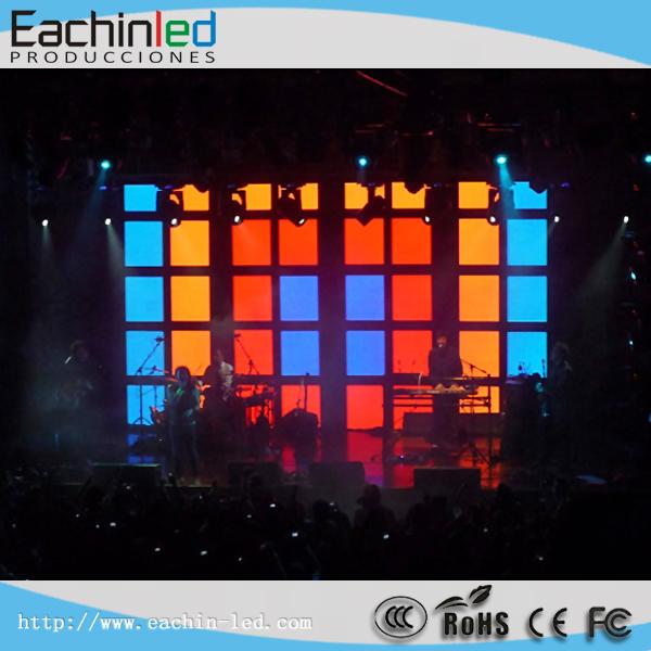Indoor Die Casting Alumium LED Display Screen (3)