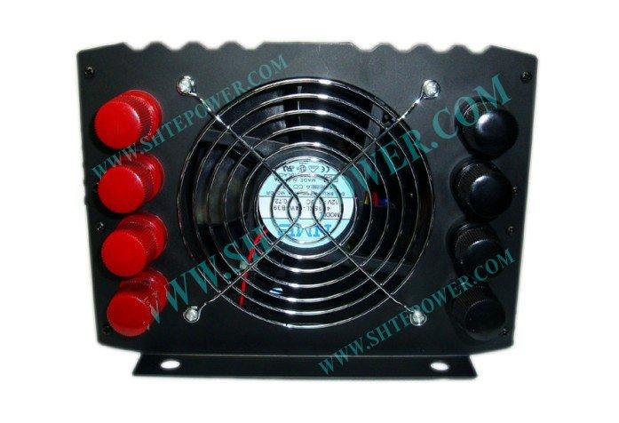 6000 W ( MAX 12000 W ) onde sinusoïdale Pure onduleur domestique, Dc 24 V à AC 240 v, Solaire inverseur