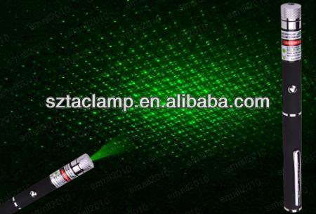 High Power Green Laser Pointer 10mw