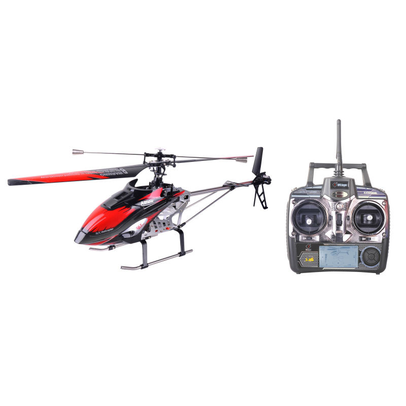 V913 New big 2.4G 4CH single blade rc helicopter