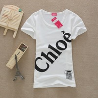D5 Object Photography Women Lovely CHLOE Printed Cartoon T-Shirt Hoodies Free Shipping