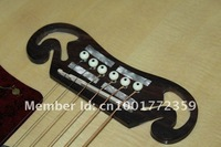 Wholesale New arrival Cream-colored SJ200 Acoustic Electric Guitar free shipping