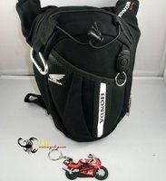 Мотоциклетная кожаная сумка для сидений Drop Leg Motorcycle Cycling Fanny Pack Waist Belt Bag