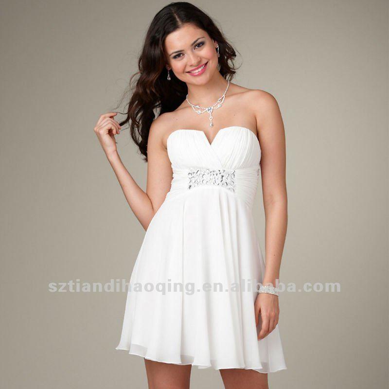 Платье без бретелек коктейльное платье