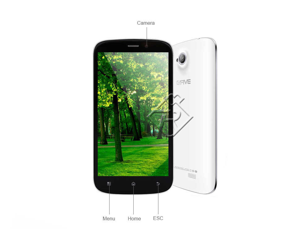 5.7 inch Octa-core Android Phone With MTK6592 octa core phone