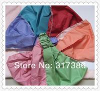 Детский аксессуар для волос 15 PCS/Lot Mix 6 Colors Hair Accessories Little dot Headband Baby Bandanas Girl Headscarf Band 1-3 Year Kids