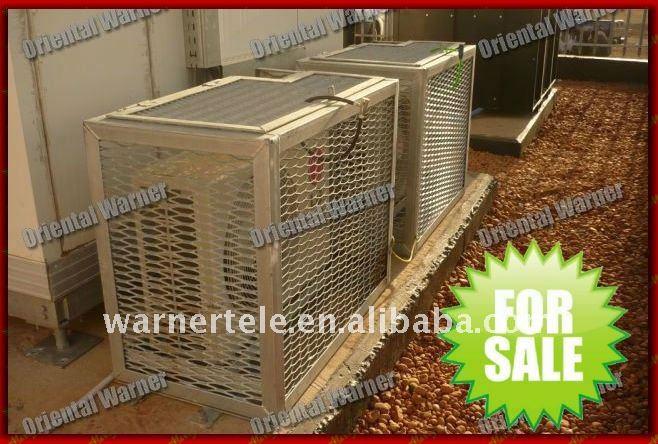 T l coms industriel 48 vdc 220 vac climatiseur solaire for Abri solaire mural