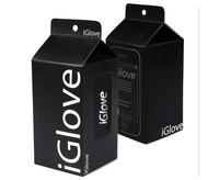 1 пара iglove экран сенсорный перчатки с высококачественной коробке унисекс зимой для iphone сенсорный перчатки