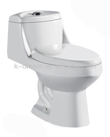 Construction Equipment Bathroom Ceramic S Trap Toilet
