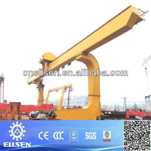 Jib Crane Usage : Elevator use ton manual gantry crane for hot sale view