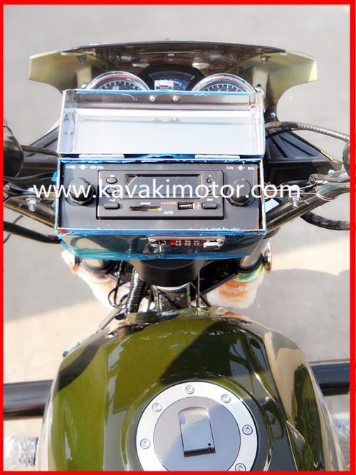 Guangzhou KAVAKI Factory Chinese Five Wheels Tipper Three Wheel Cargo Motorcycle 0086-15217691767