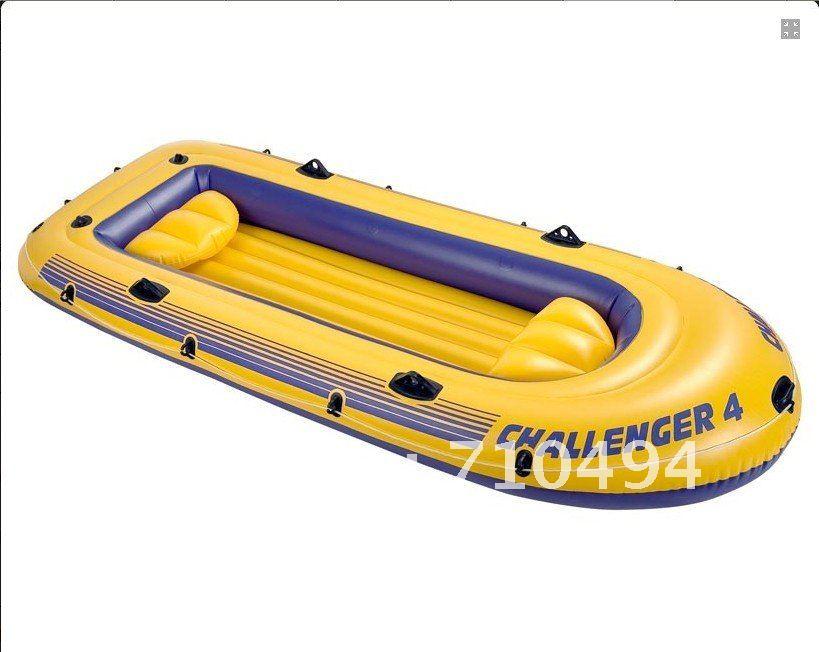 китайская лодка челленджер