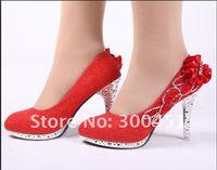 Туфли на высоком каблуке high heel flower diamond shoes, party shoes, high heel Crystal diamond shoes, size 34-39