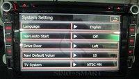 Автомобильный DVD плеер OEM Volkswagen Passat CC Golf6 GTI Magotan Sagitar Tiguan 8 GPS DVD BT RDS