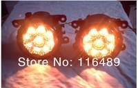 Система освещения High-quality, very good quality, 2007-2012 Ford Focus DRL High quality LED front Fog lamp Fog Lights