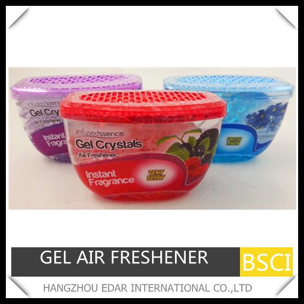 150g crystal gel air freshener
