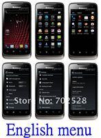 Мобильный телефон Original Lenovo A789 phone Multi-lingual Dual-core 1GHZ CPU 4GB ROM 512 RAM 5.0M Camera 4, 04 OS 2000MAH SGpost