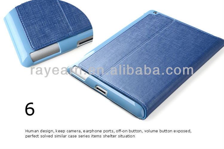 for Tablet PC case /For mini ipad case(slip proof,drop proof) for ipad smart cover case