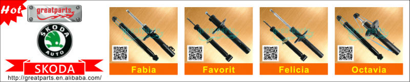 Front Shock absorber Mercedes Sprinter Van automotive spare parts