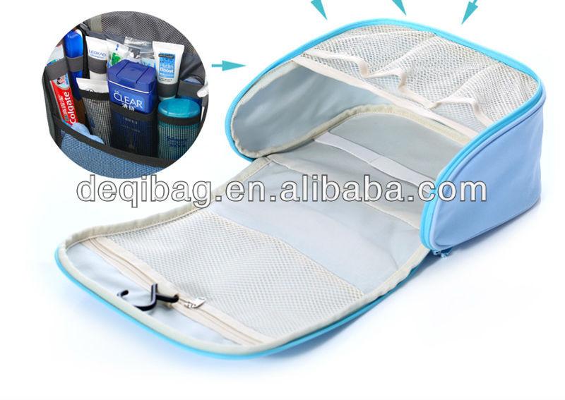 Girl Makeup Cosmetic Hanging Toiletry Travel Bag