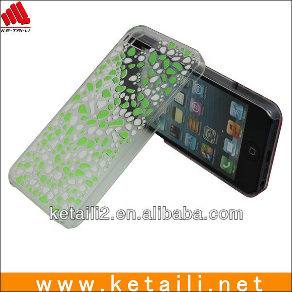 2014 New arrival Plastic cellphone case for iphone 5
