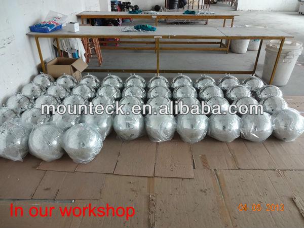 Promotion! Disco Light Reflection Ball/ color lighting disco mirror ball