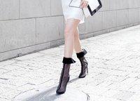Женские ботинки Summer boots Guaze