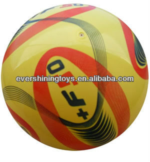 full printed ball/pvc toy ball/soccer ball