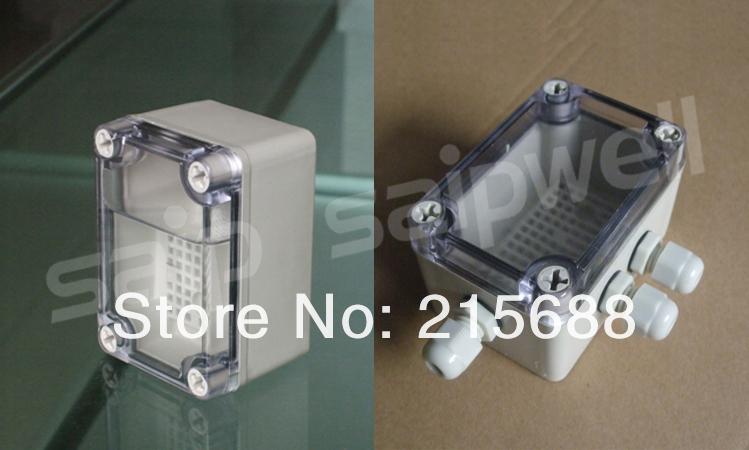 IP66 ABS Material,Clear Cover Waterproof Box2.jpg