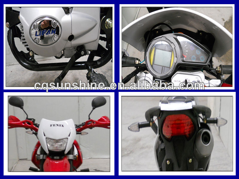 SX250GY-9 New Air Cool 200CC Chinese Chopper Motorcycle