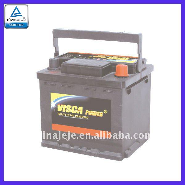 Sell Super quality MF54519 12V45AH Car battery