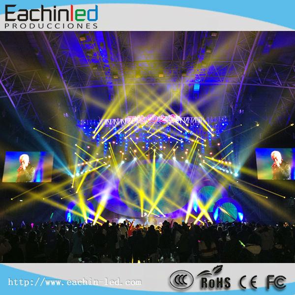 Indoor Die Casting Alumium LED Display Screen (5)