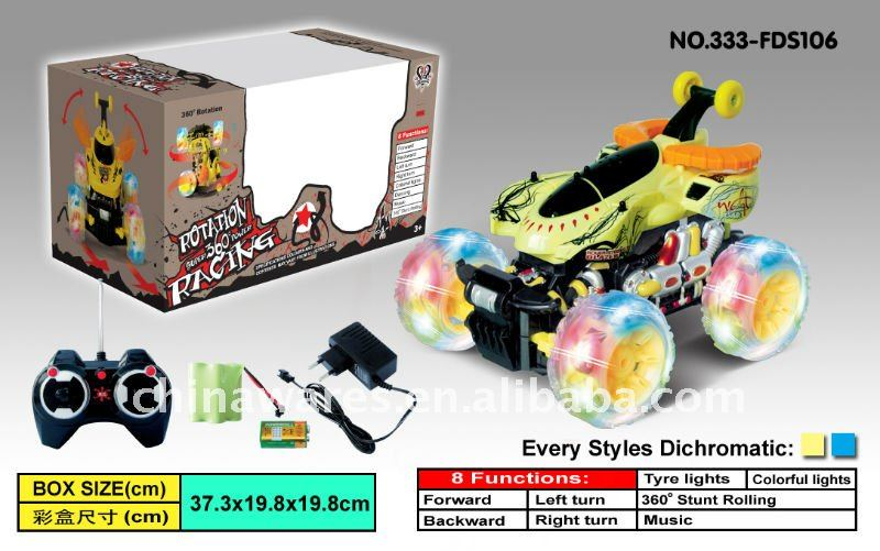 NEW! RC Car PA666-227