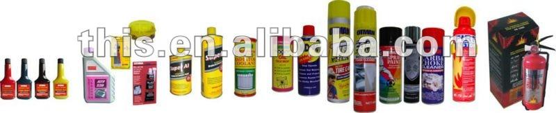 ISO9001 Car Sealant Spray