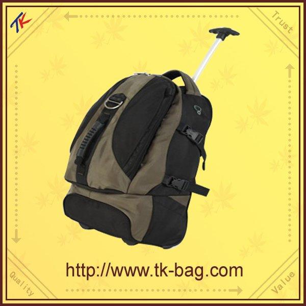 Haute qualité Multi intercalaire chariot sac à dos sacs