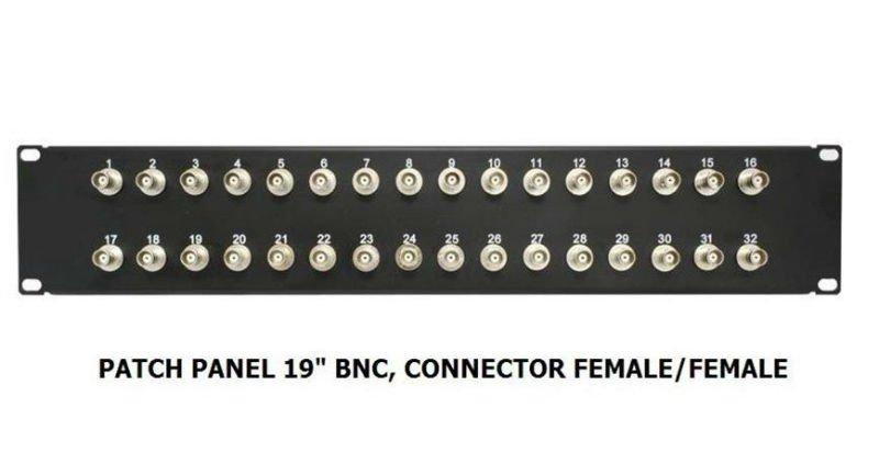 Ohm baluns signamax bnc jacks . Mounted panel a v type, short description,