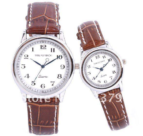 Механические наручные часы с обратным ходом