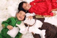 Комплект одежды для девочек children clothing set girls boys cotton t shirt+pant 2pcs suit kids active sports suit