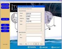 Оборудование для диагностики мини-VCI для Toyota