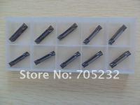 Промышленная машина grooving tools GDAR1616H200-22 and 10 pcs grooving inserts GE22D200N020-F PPG35