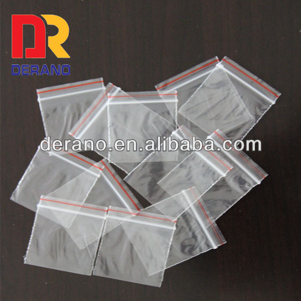 Custom Print Resealable High Quality Zipper Bags