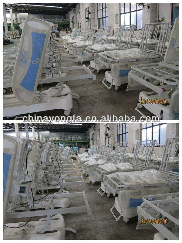 D4 yfd5618k 일반 ICU 전기 병원 침대, 병원 전기 침대 가격, 전기 ...