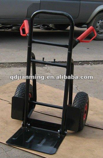 Folding cart cargo trolley hand trolley two wheels